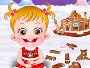 Bébé Hazel: Gingerbread House