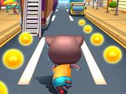 Paw Puppy Kid Subway Surfers Runner