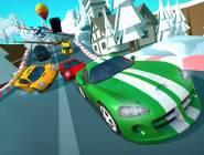 Cartoon Racers : North Pole