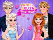 Annie & Eliza Double Date Night