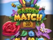 Garden Match 3D