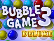 Bubble Game 3 Deluxe