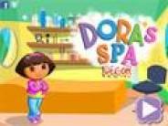 Dora's Beauty Spa Decor