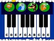 Animals Piano
