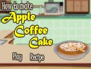 Apple Coffe Cake