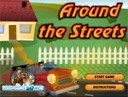 Around the streets