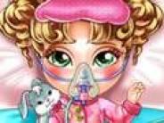 Baby Flu Doctor Care 466