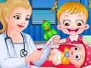 Baby Hazel Vaccination
