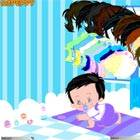 Baby in room
