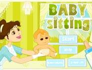 Baby sitting 4453
