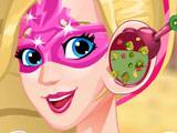 Super Barbie Ear Problems