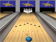 Bowling Flash Arcade Lanes