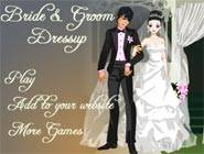 Bride & Groom Dressup
