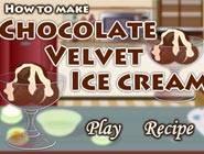 Chocolate Velvet Ice Cream