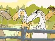La chorale de chevaux