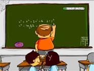En classe !