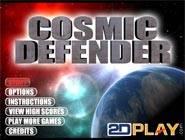 Cosmic Defender