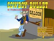 Cowboy bullet