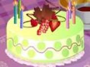 Crazy Birthday Cake