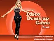 Disco Dress Up