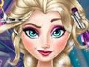 Elsa Frozan Real Haircuts