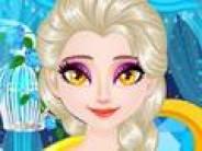 Elsa Sparkling Eye Lashes