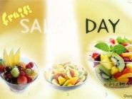 Fruit Salad Day
