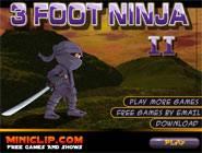 Foot Ninja 2