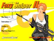 Foxy Sniper II