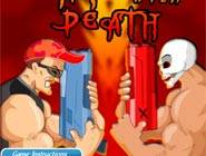 Game with death