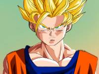 Goku Dressup