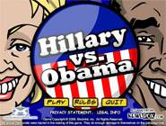 Clinton VS Obama