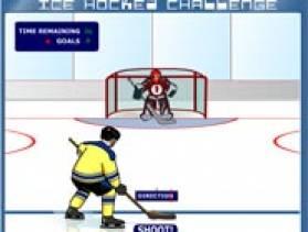 ice hockey challenge jeu gratuit en ligne. Black Bedroom Furniture Sets. Home Design Ideas