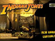 Indiana Jones And The Lost Treasure Of Pharoah