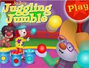 Juggling jumble