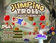 Jumping troll