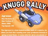 Knugg rally