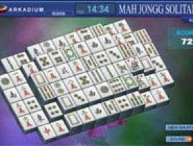 Mahjong Solitary - Free game at Playhub.com