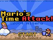Mario TimeAttack