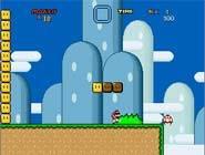 Monolith Mario World