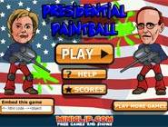 Presidential Paintball 3