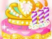 Princess Cake Cooking