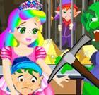 Princess Juliet Gold Mine Escape