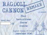 Ragdoll Cannon