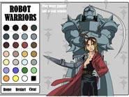 Robot Warriors