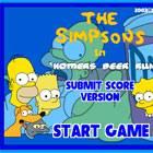 The Simpsons in Homers Beer Run