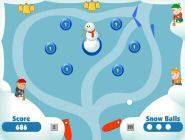 Snowball Pinball