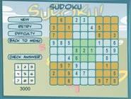 Sudoku 3 couleurs