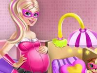Super Barbie Maternity Deco
