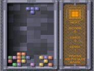 Tetris classique
